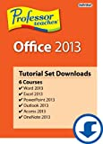 Professor Teaches Office 2013 Tutorial Set [Download]