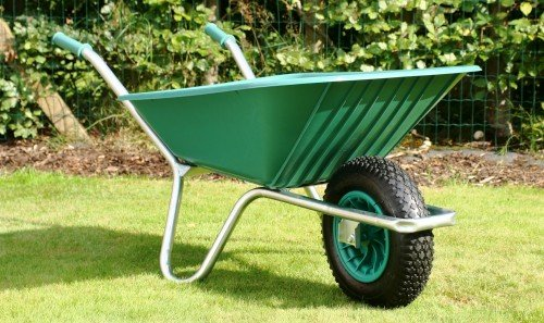 Wheelbarrow County Clipper - Green