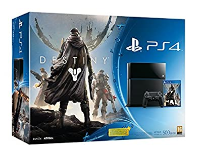 Sony PS4 Console with Destiny (PS4) from Sony