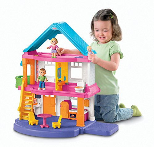 Fisher-Price My First Dollhouse (Doll House Playsets compare prices)