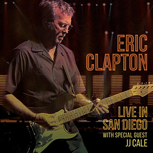 Eric Clapton - Live In San Diego (With Special Guest Jj Cale)(2cd) - Zortam Music