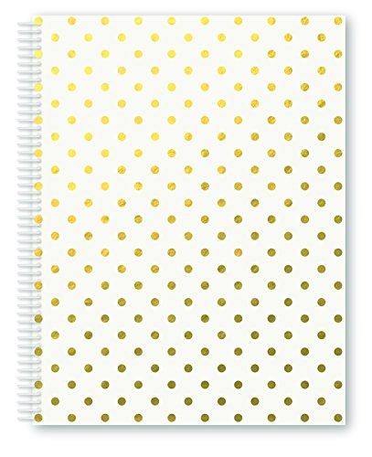 miquelrius-2401-blocco-a4-a-quadretti-bianco-pois-golden