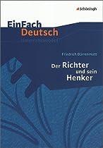 Dürrenmatt, Friedrich - Der Richter und sein Henker