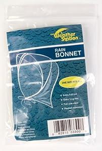 Chaby Rain Bonnet - 1 Ea