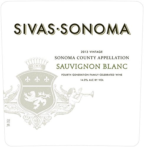 2013 Sivas-Sonoma Sauvignon Blanc