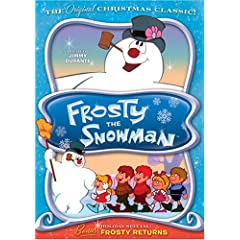 Frosty DVD cover