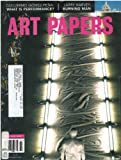 Art Papers, July / August 2003