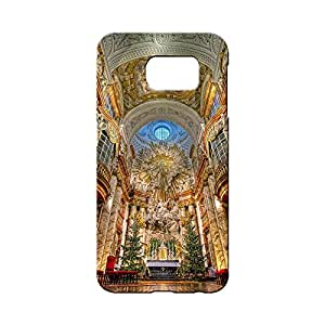 BLUEDIO Designer 3D Printed Back case cover for Samsung Galaxy S6 - G2123