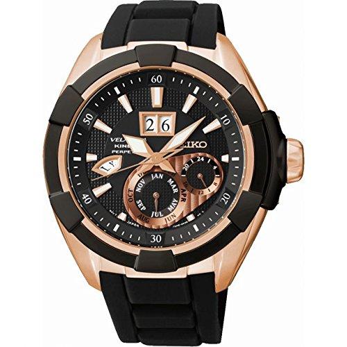 seiko-snp104p1-velatura-rosegold-schwarzes-silikon-kinetic-perpetual-kalender-mens-watch-silicon