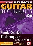 echange, troc Ultimate Guitar Techniques: Funk Guitar Techniques [Import anglais]