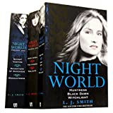 Night World Series 3 Books 9 Titles Collection Set L J Smith RRP: �23.97 Author of Vampire Diaries (Night World Series) (Secret Vampire, Daughters of Darkness, Enchantress, Dark Angel, The Chosen, Soulmate, Huntress, Black Dawn, Witchlight)by L J Smith