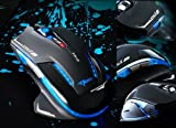 ZPS 6D Mazer II 2500 DPI Blue LED 2.4GHz Wireless Optical Gaming Game Mouse