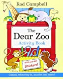 Rod Campbell Dear Zoo Activity Book