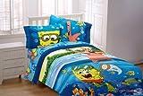 Sponge Bob Sea Adventure Twin Comforter