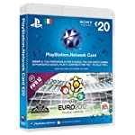 PlayStation Network Card – EURO 2012