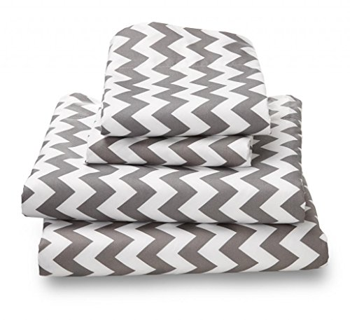 Gray Bedding Sets King 9002 front