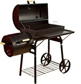 "Amazon.de: D. W.ss Rezension von "" El Fuego"" Smoker Grill 122 x 133 x 66 cm"