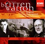 Britten - Concerto pour violon / Walt...