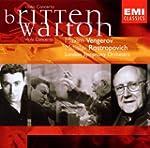 Britten - Concerto pour violon / Walt...