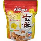 ケロッグ 玄米フレーク 袋 220g フード 穀物・豆・麺類 シリアル類 [並行輸入品]