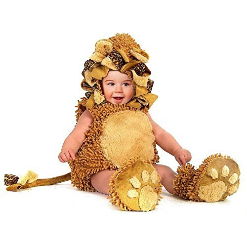 Baby Leon the Lion Costume Size 6-12 Months