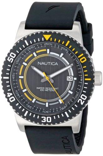 Nautica N12638G - Reloj de pulsera unisex