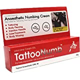 30g TattooNumb 5% Anesthetic Skin Numbing Cream Numb Tattoo Laser Piercing Waxing DELIVERY 2 - 4 DAYS!
