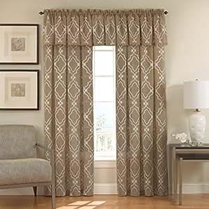 Lorraine Home Fashions Carlyle Window Curtain