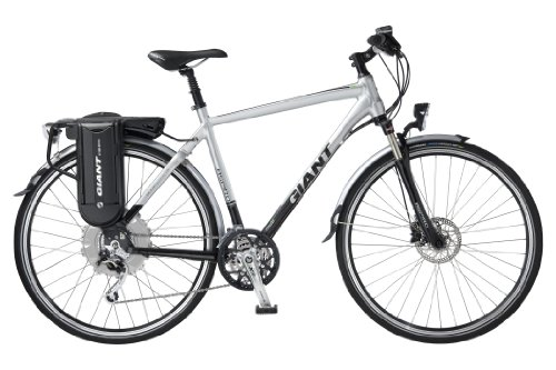 Giant E Bike Aspiro Hybrid 0 black/scotchbrite