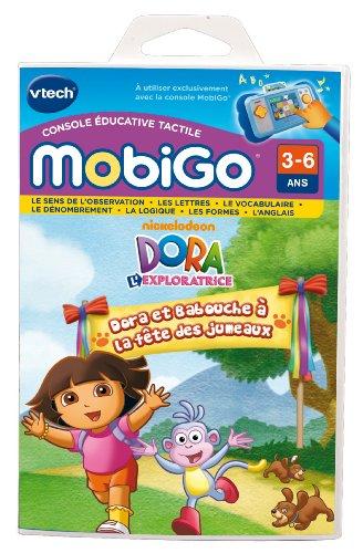 Dora - Videojuego para niños Dora La Exploradora (versión en francés)