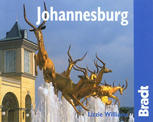 Johannesburg: The Bradt City Guide (Bradt Mini Guide) front-876460