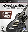 Rocksmith 2014 Edition - Playstation 3 (Cable Included) [Otras]<br>