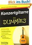 Konzertgitarre f�r Dummies (Fur Dummies)