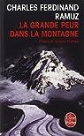 La grande peur dans la montagne par Ramuz