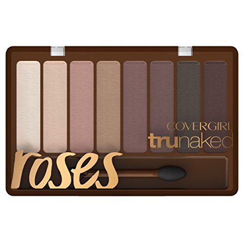 Covergirl Trunaked Eye Shadow Palette - 815 Roses