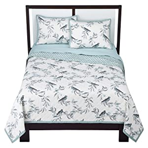 Dorm Bedding Dwellstudio 174 For Target 174 Robin Duvet Set