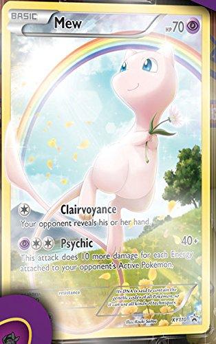 Mew Holo Promo XY 110 Mythical Pokémon Collection (10 Psychic Energy Pokemon compare prices)