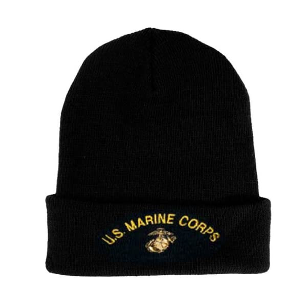 bf60ff5c61e US Marine Corps Knit Cap United States Marine Corps Military Hats ...