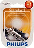Philips H1 Standard Headlight Bulb , Pack of 1