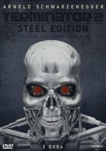 Terminator 2 (Steelbook) [3 DVDs]