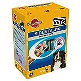 Pedigree Dentastix for Large Dogs (28 per pack - 1.08Kg) 大型犬用の血統dentastix (パックあたり28 1.08Kg )