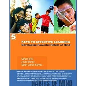 VangoNotes for Keys to Effective Learning: Developing Powerful Habits of Mind, 5/e | [Carol Carter, Joyce Bishop, Sarah Lyman Kravits]