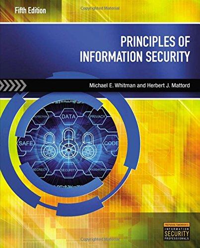 Download Principles of Information Security