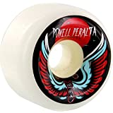 Powell Peralta Bomber III Natural Skateboard Wheels - 60mm 85a (Set of 4)