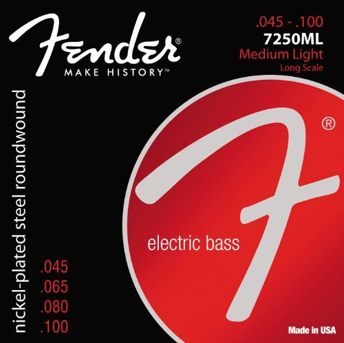 Fender Accessories 073-7250-405 Nickel Plated