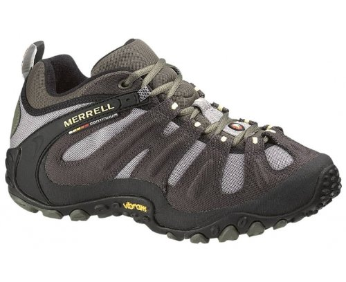 749e3012 Merrell Men s Chameleon Wrap Slam Lace Up Trekking and Hiking Shoes ...