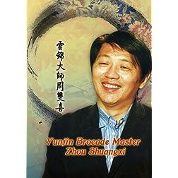 Yunjin Brocade Master Zhou Shuangxi
