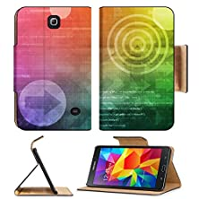 buy Samsung Galaxy Tab 4 7.0 Inch Flip Pu Leather Wallet Case Business Intelligence For Decision Making As Art Image 29007520 By Msd Customized Premium