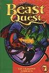 Beast Quest, Tome 7 : Les dragons jum...