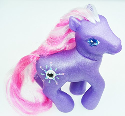 "My Little Pony Star Dasher 4 1/4"" tall figure only - 1"
